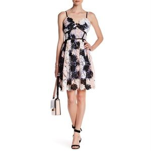 NWT Romeo & Juliet Couture Lace Empire Dress